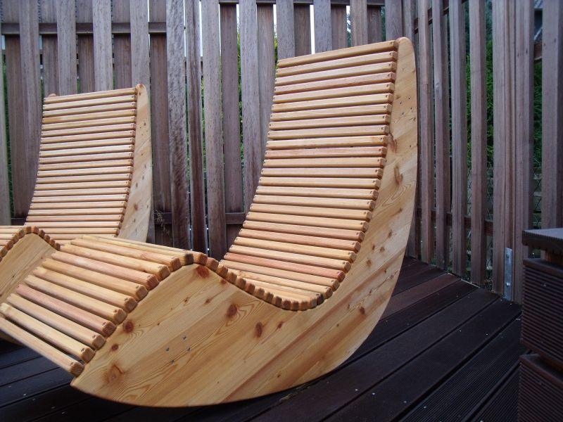Wellnessliege Holz sdatec.com